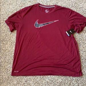 Nike Dri-Fit XXL Shirt New With Tags